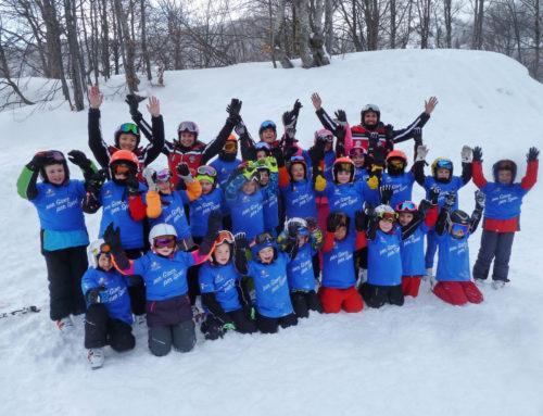 Nel 2017-18 quasi 500 bambini hanno approcciato gli sport invernali