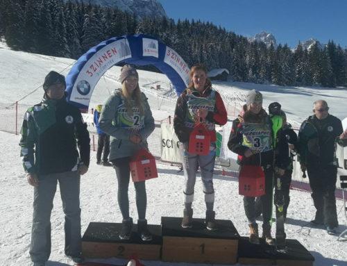 Fis Njr a Passo Monte Croce – Andrea Craievich è oro