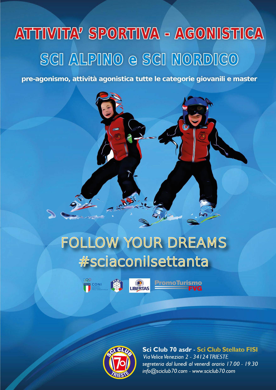 Fisi Fvg Calendario.Gare Regionali E Nazionali Sci Alpino Sci Club 70 Asdr
